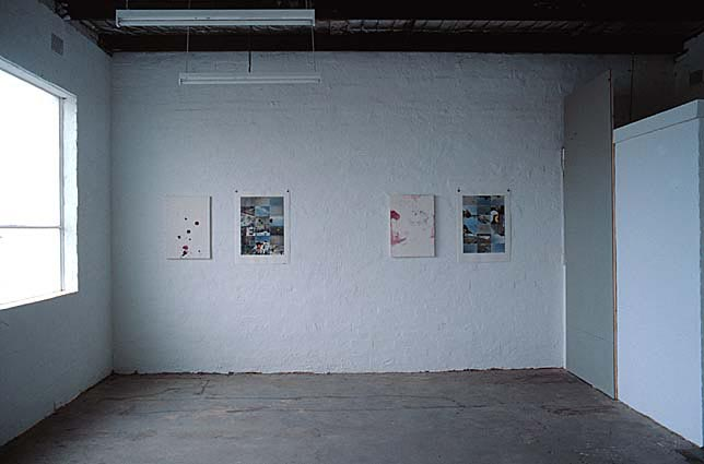 Jan Svenungsson - exhibition at h, Melbourne 1998