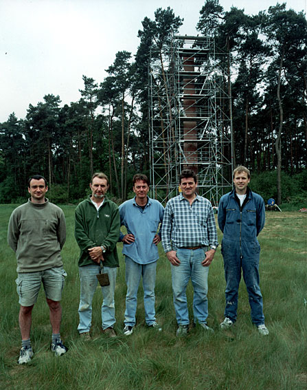 Münsterland construction team
