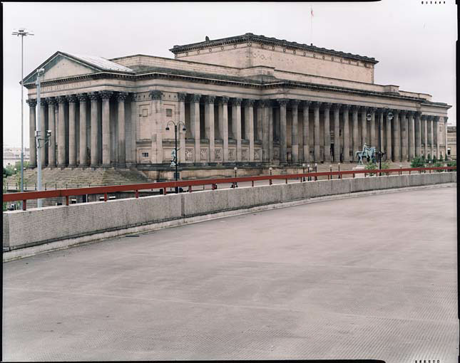 Jan Svenungsson - Liverpool Project - no. 18 (St Georges Hall)
