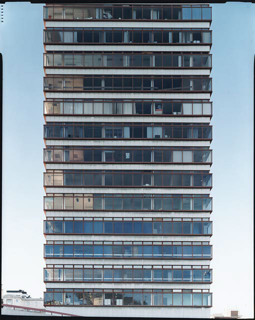 Jan Svenungsson - Liverpool Project - no. 28 (Office Building)