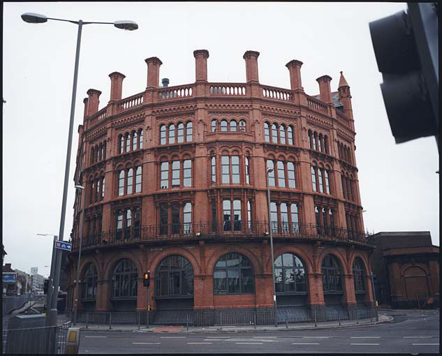 Jan Svenungsson - Liverpool Project - no. 33 (Hanover Street 2000)