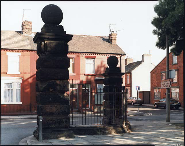 Jan Svenungsson - Liverpool Project - no. 36 (Gatepost)