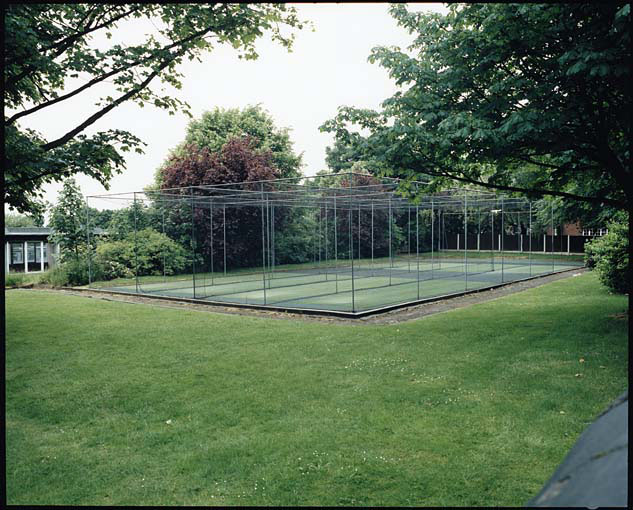 Jan Svenungsson - Liverpool Project - no. 48 (Green Cage)
