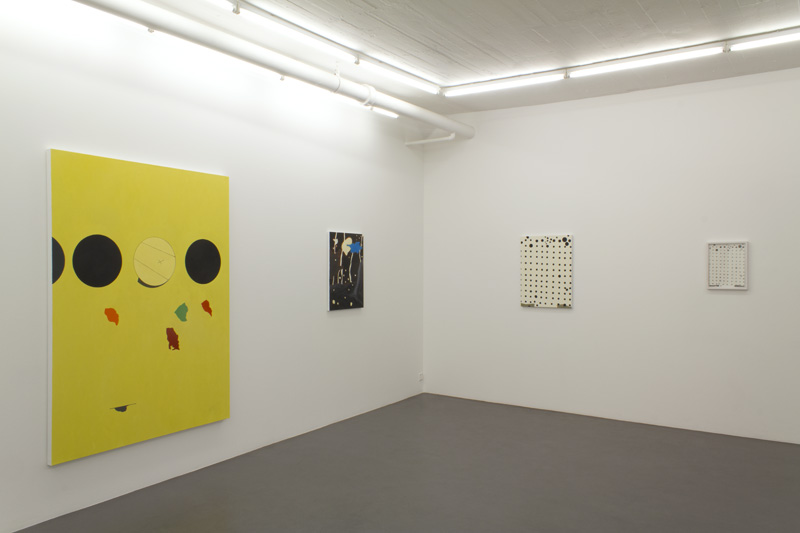 The Secret Paintings, Galleri Flach, Stockholm  2014